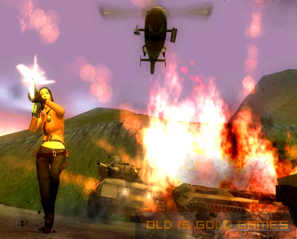 Mercenaries 2 World in Flames Features