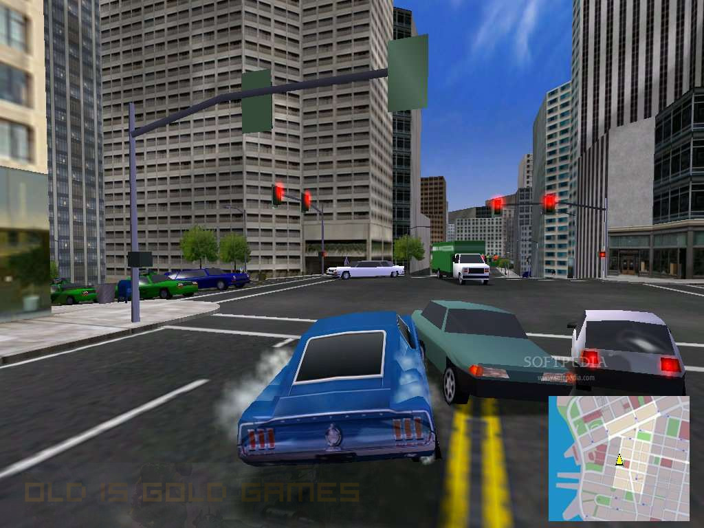 Midtown Madness 2 Features