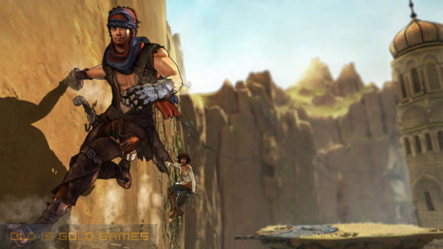 Prince Of Persia Setup Free Download