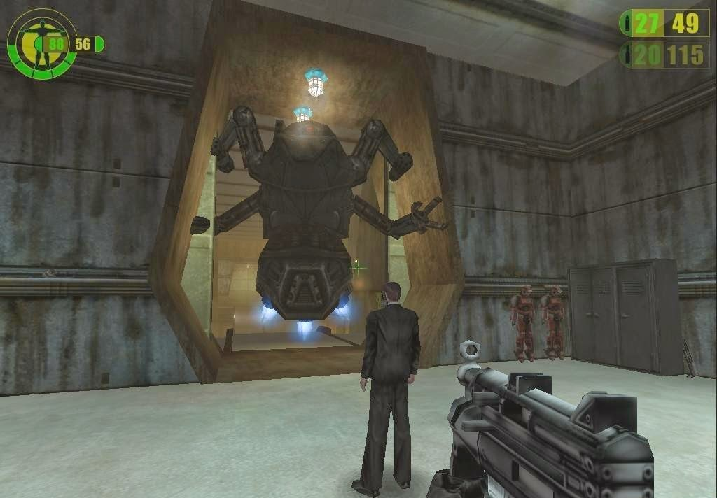 Red Faction 1 Features