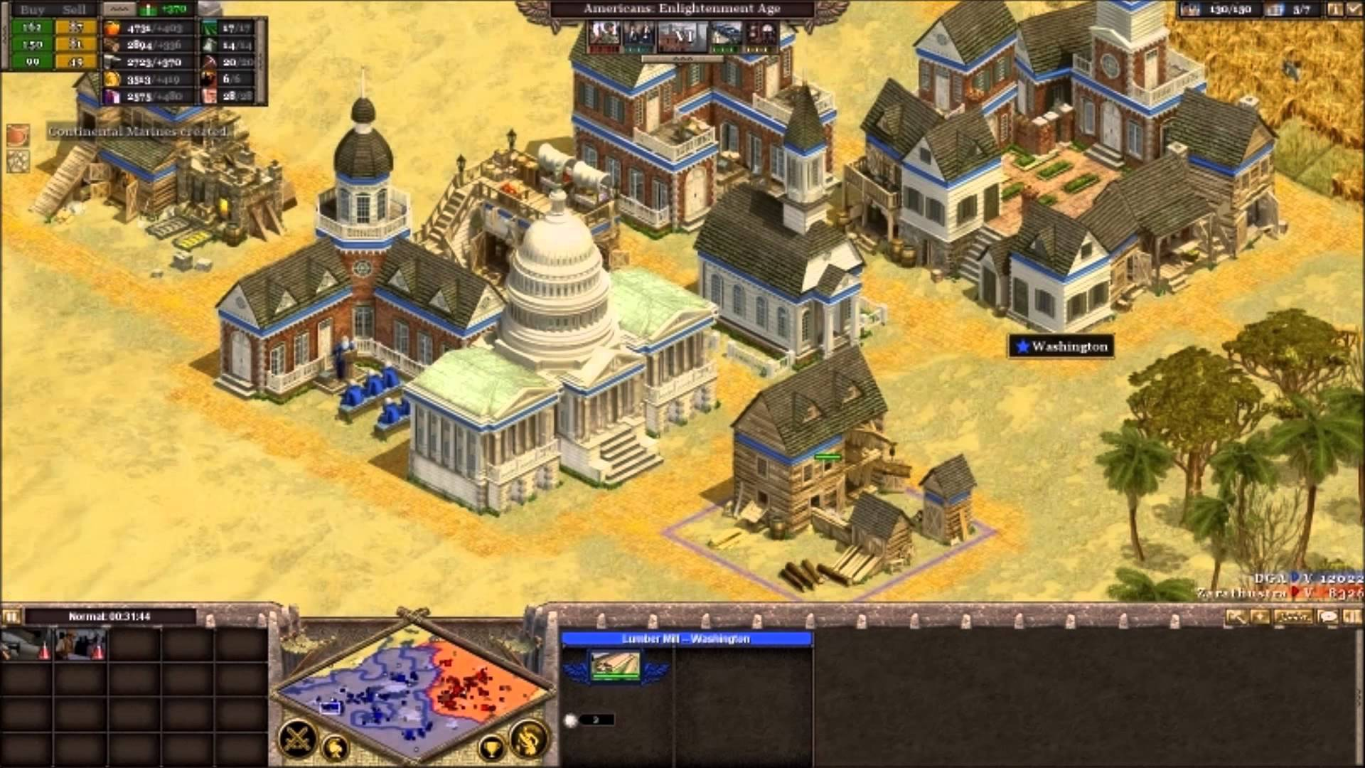 Rise of Nations DOwnload For Free