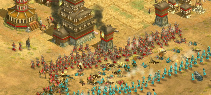 Rise of Nations Features