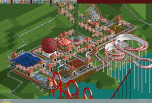 Download Roller Coaster Tycoon Free