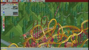 Roller Coaster Tycoon Download Free