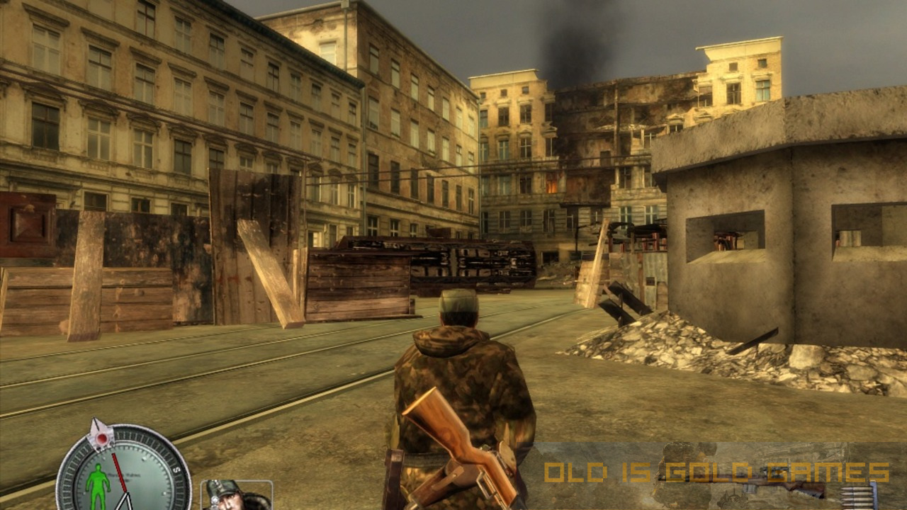 Sniper Elite 2005 Features