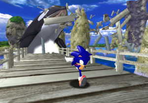 Sonic DX Directors Cut Download Free