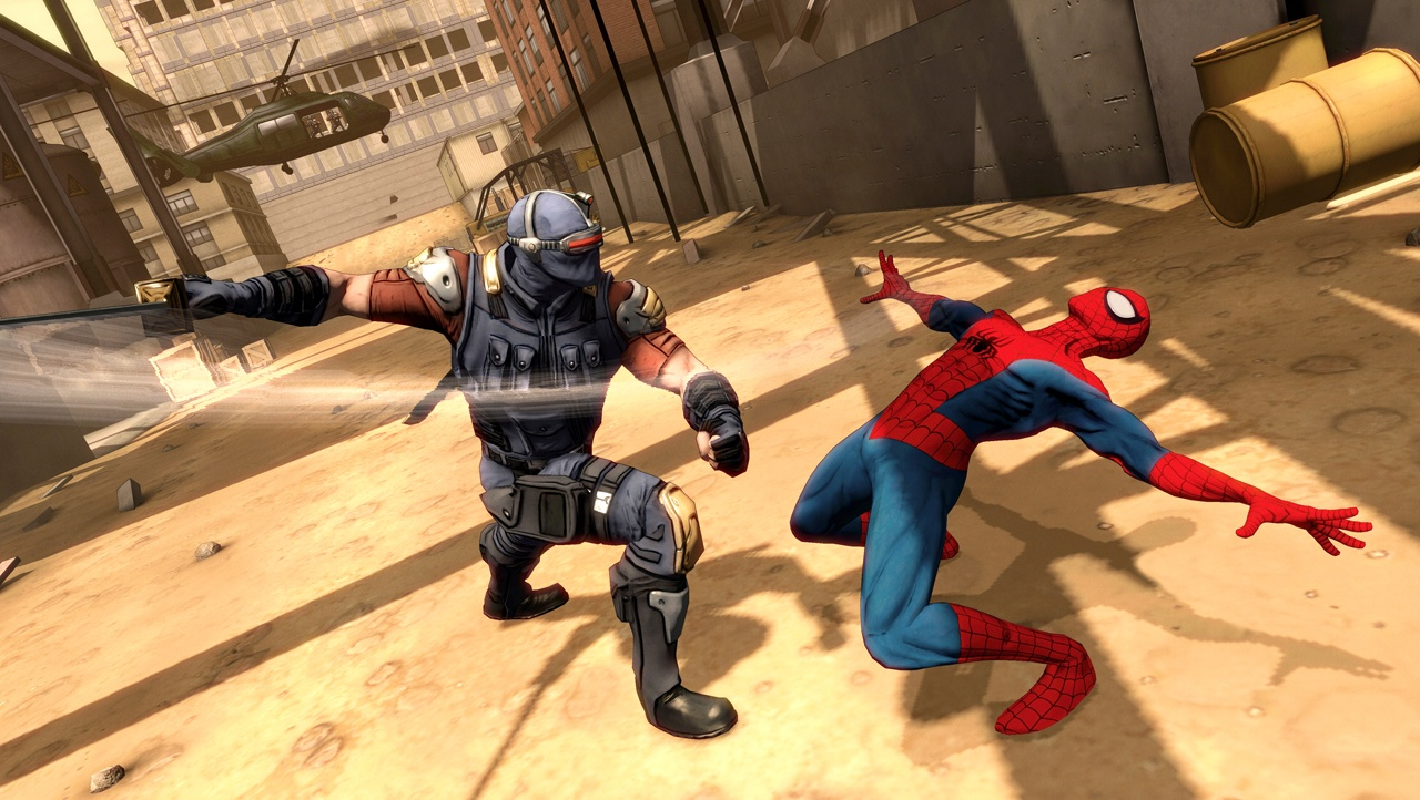 Spider Man Shattered Dimensions Setup Free Download