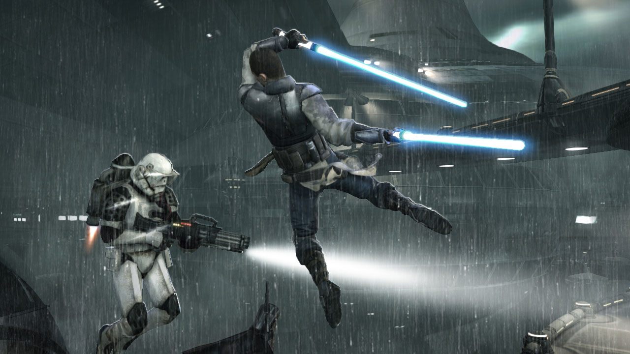 Star Wars The Force Unleashed Download For Free