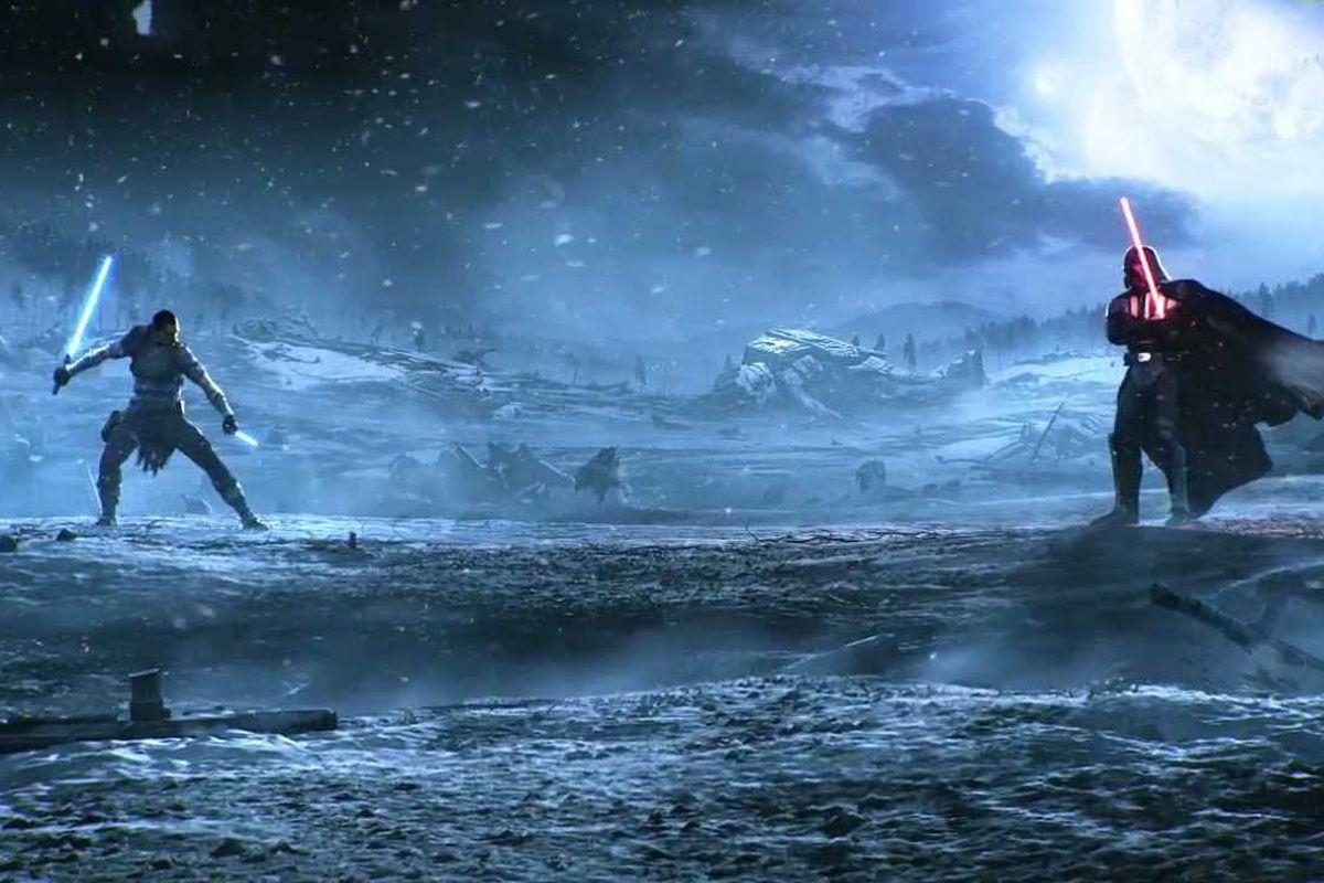 Star Wars The Force Unleashed Features