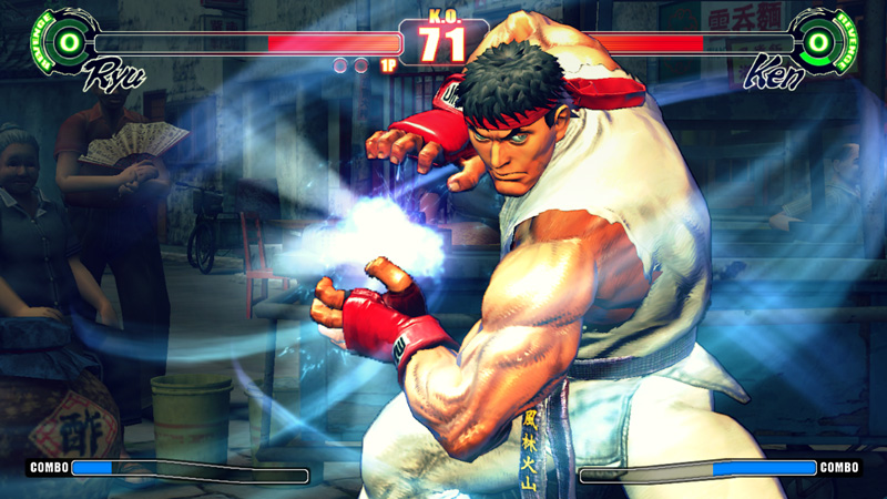 Street Fighter IV Download For Free