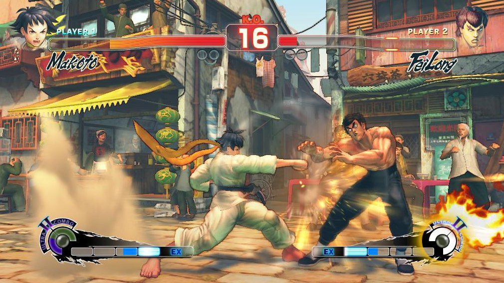 Street Fighter IV Setup Free Download