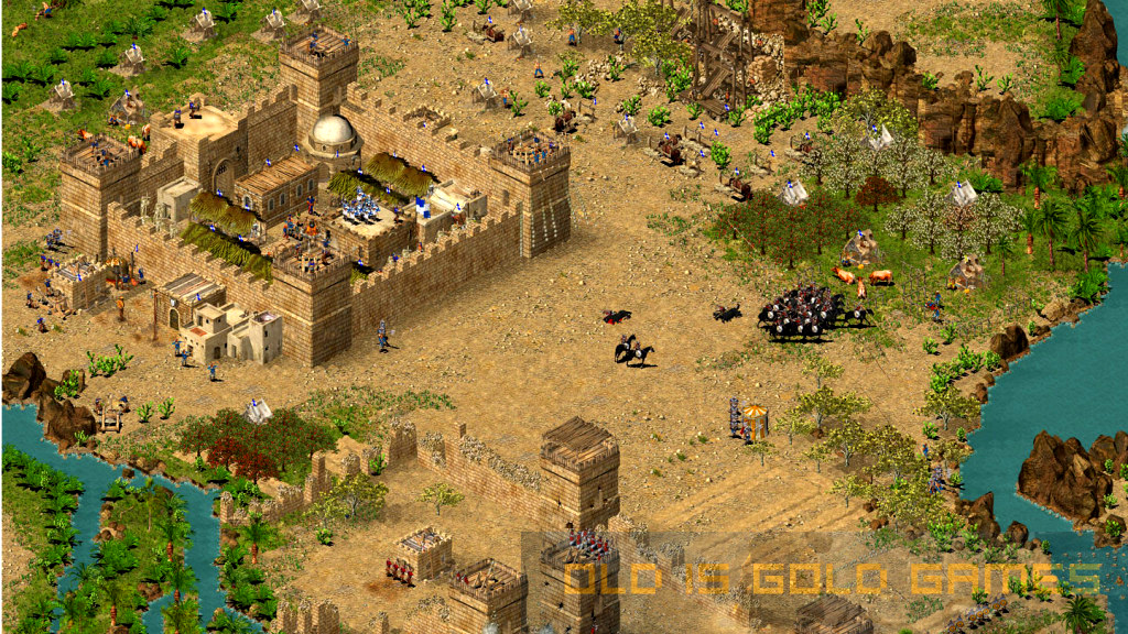 Stronghold Crusader Setup Free Download