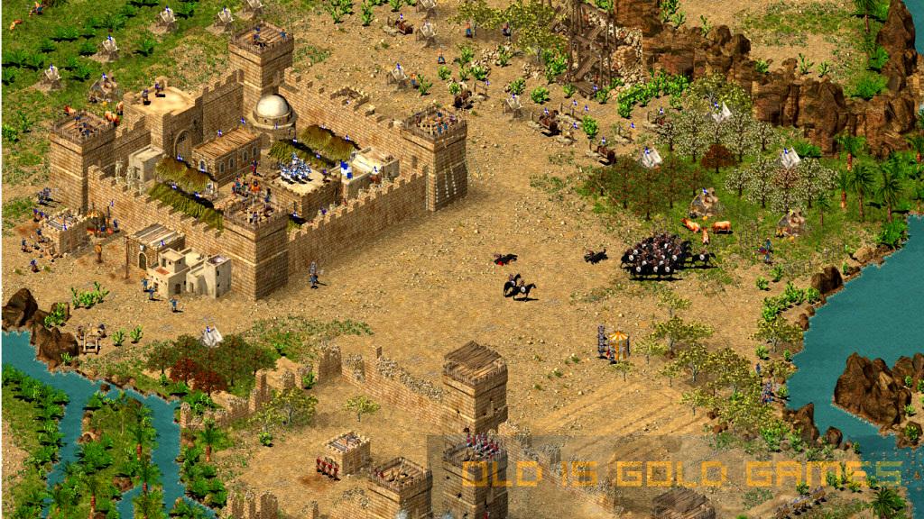 Stronghold Crusader Setup Free Download