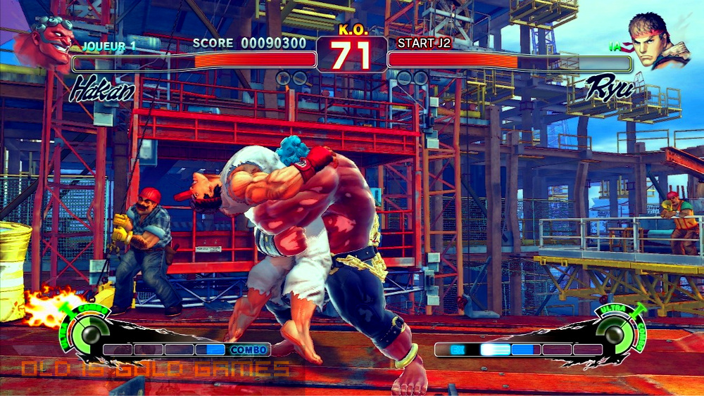 Super Street Fighter IV Download For Free