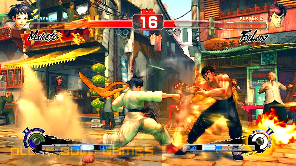 Super Street Fighter IV Setup Download For Free