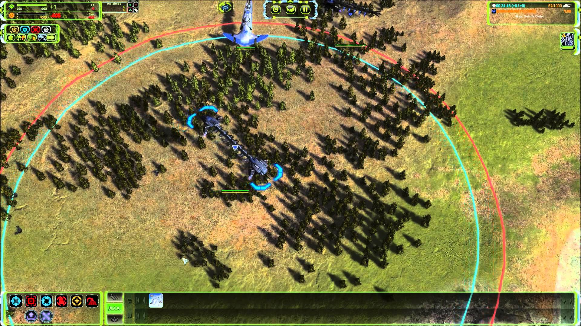 Supreme Commander Forged Alliance Setup Free Download
