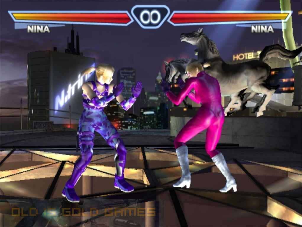Tekken 4 Download For Free