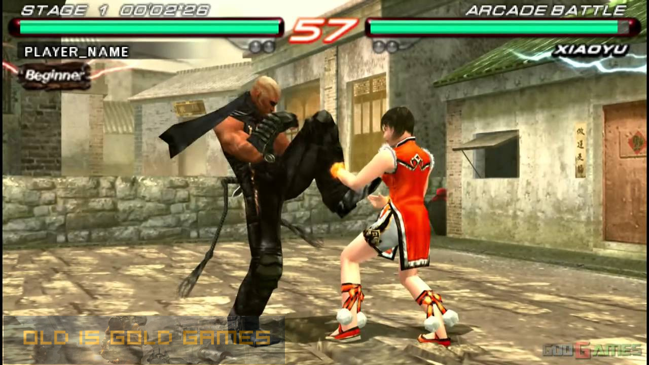 Tekken 6 Download For Free