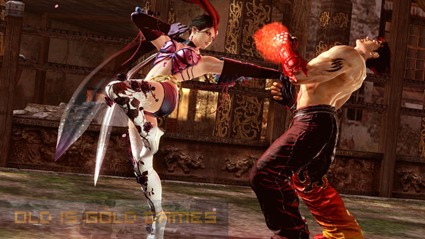 Tekken 6 Setup Free Download