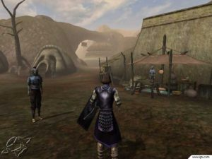 The Elder Scrolls 3 Morrowind Game Download Free