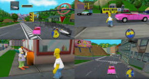 The Simpsons Hit and Run Download Free