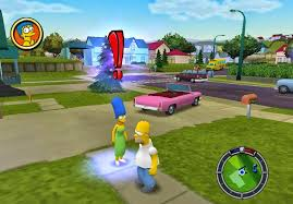 Free The Simpsons Hit and Run Download