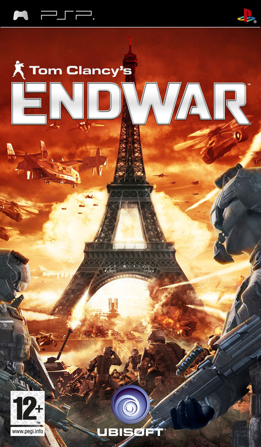 Ubisoft - Tom Clancy s End War Online