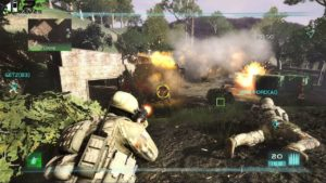 Tom Clancy Ghost Recon Advanced War Fighter 2 Download Free
