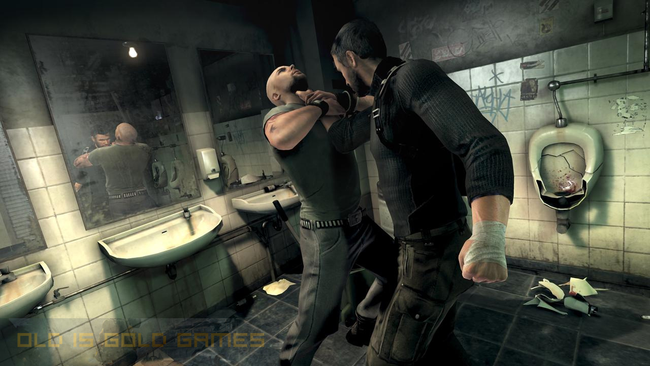 Tom Clancys Splinter Cell Conviction Setup Free Download