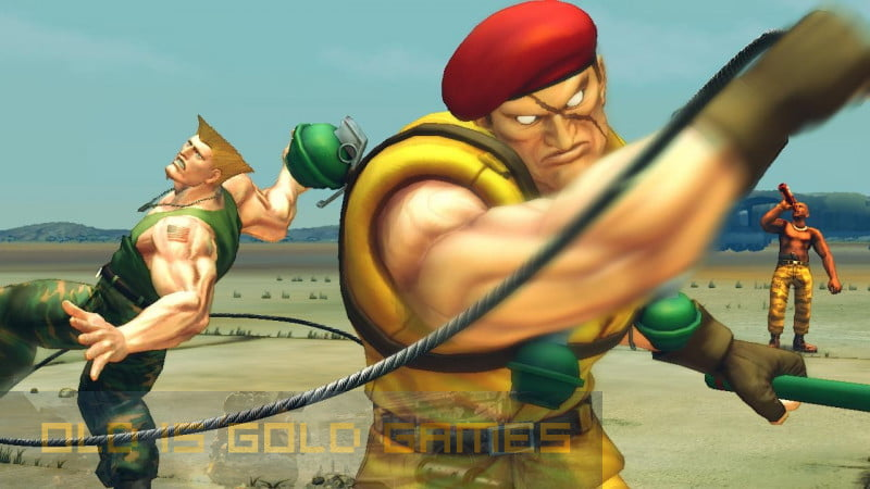 Ultra Street Fighter IV Download For Free