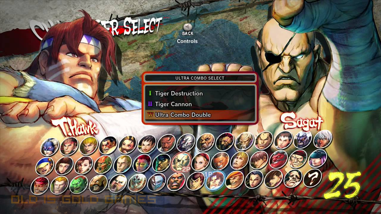 Ultra Street Fighter IV Download Free