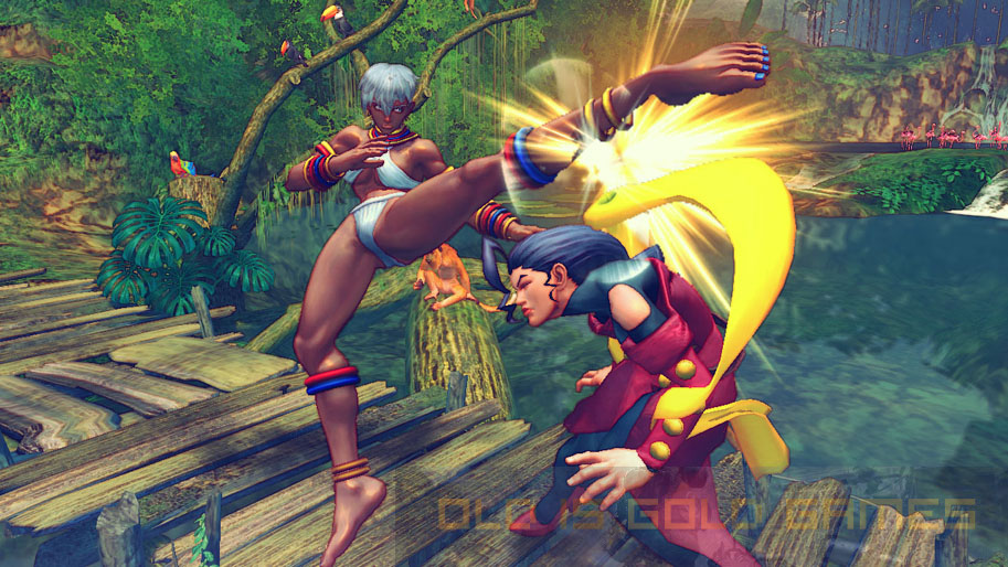 Ultra Street Fighter IV Setup Download For Free