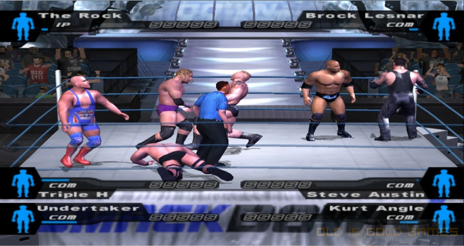 WWE SmackDown Here Comes The Pain Download For Free