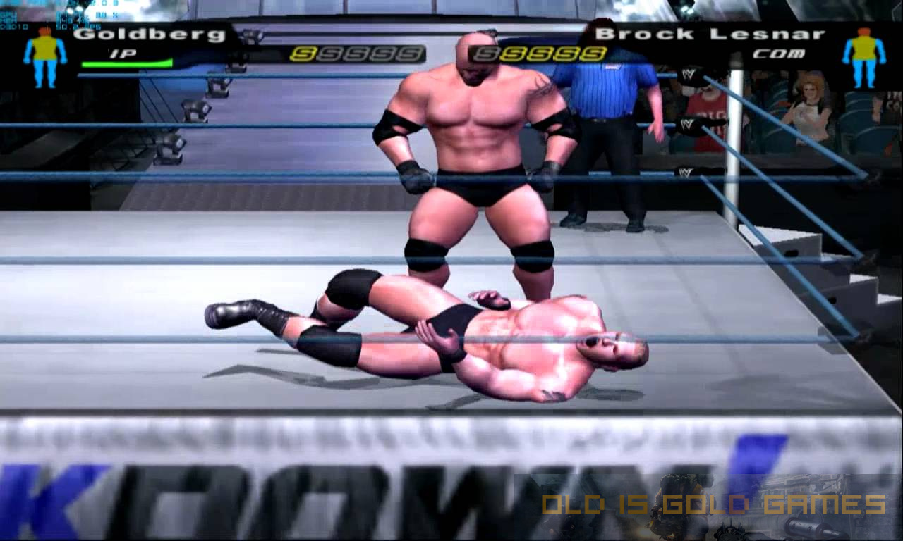 WWE SmackDown Here Comes The Pain Setup Free Download