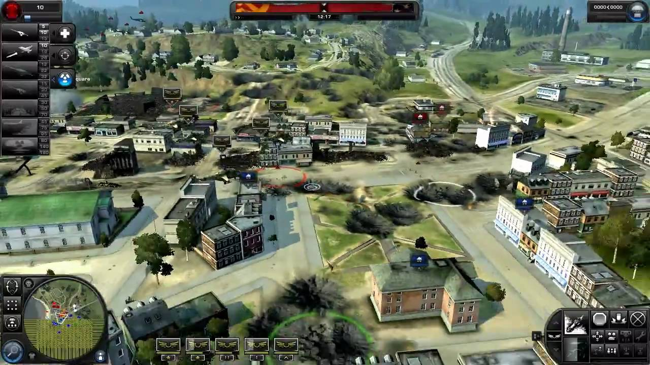 World in Conflict Complete Edition Features