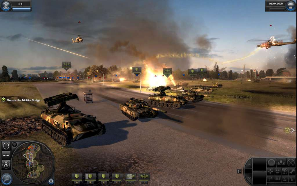 World in Conflict Complete Edition Setup Free Download