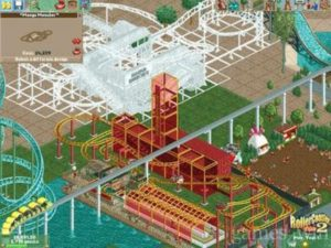 Download Roller Coaster Tycoon 2 Free