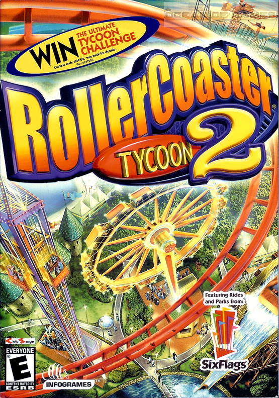 free download game roller coaster tycoon 2 full version