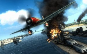 Download Air Conflicts Pacific Carriers Free