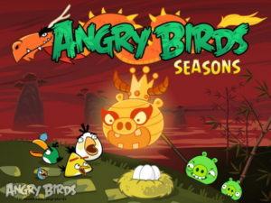 Angry Birds Seasons The Year Of Dragon Free Download