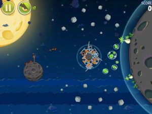 Setup Angry Birds Space Free Download