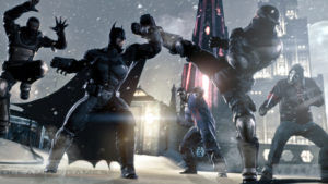 Download Batman Arkham Origins Free