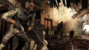 Free Call Of Duty Ghosts Download