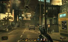 Free Deus Ex Human Revolution Download