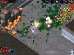 Download Alien Shooter Free
