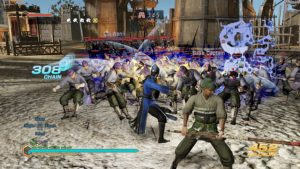 Free Dynasty Warriors 8 Download